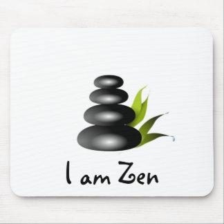 I am Zen Mouse Pad