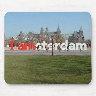 I Amsterdam Mousepad