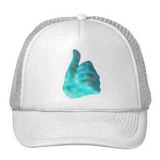 I approve. 1 thumb up. trucker hat
