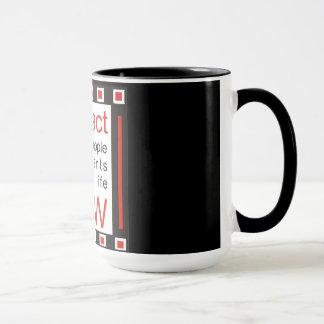 I attract Positive People Coffee Mug