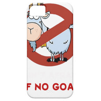 I aunt no goat funny iPhone 5 cover