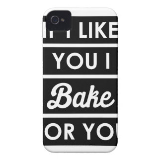 I Bake For You iPhone 4 Case