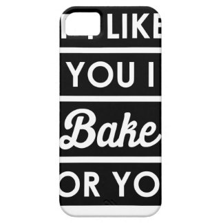 I Bake For You iPhone 5 Cover