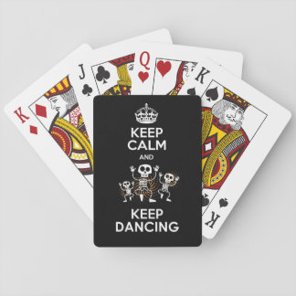 I baralho Keep Calm Playing Cards