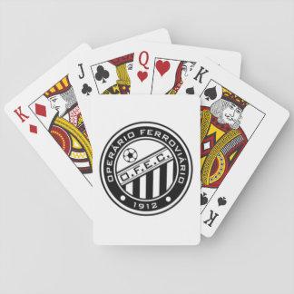 I baralho ofec poker deck