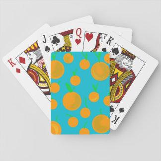 I baralho Oranges Playing Cards