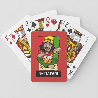 I baralho Rastafari Playing Cards