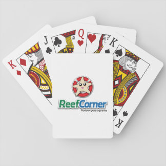 I baralho Reefcorner Playing Cards