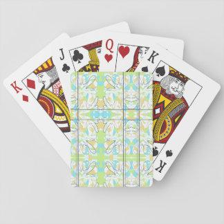 I baralho splash playing cards