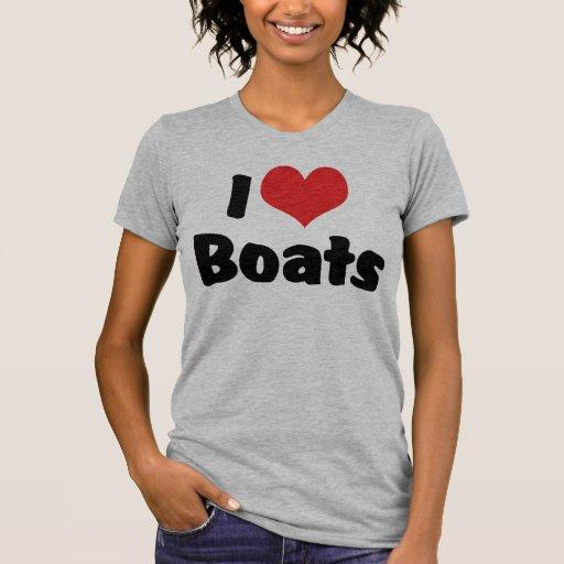 I bateaux de l'amour t-shirt