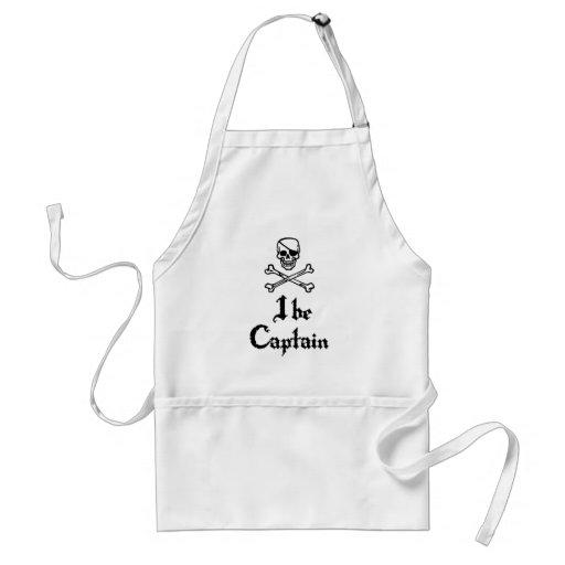 I be Captain Apron