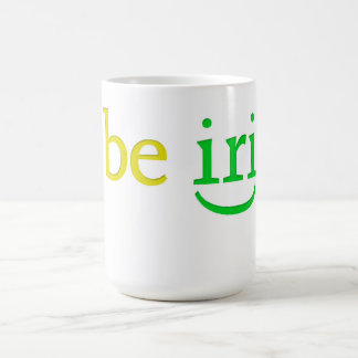 i be irie coffee mug