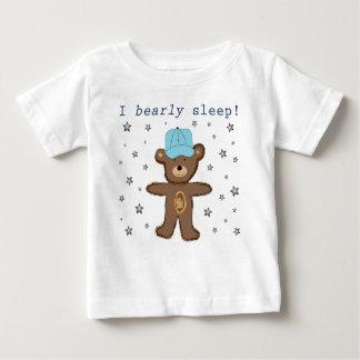 I Bearly Sleep Baby T-Shirt