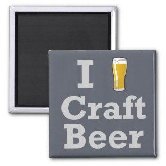 I [beer] Craft Beer Magnet