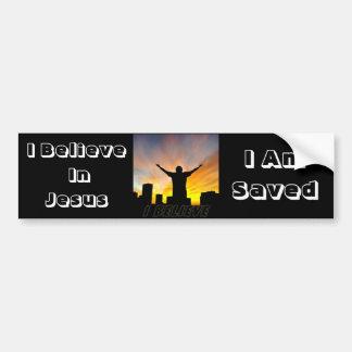 I Believe 2_ Bumper Sticker