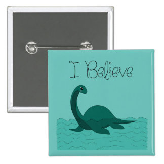 I Believe - change color 2 Inch Square Button
