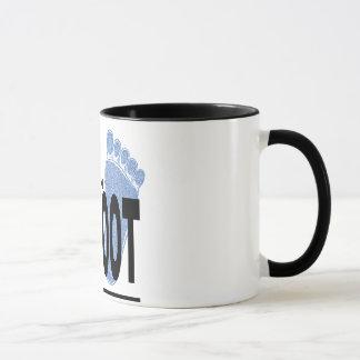 I Believe in Bigfoot Mug