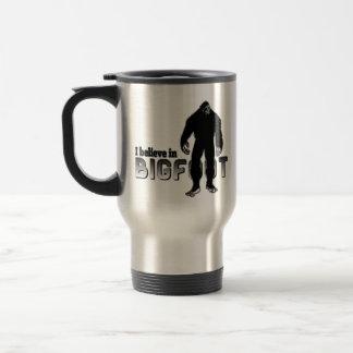 I believe in BIGFOOT Travel Mug