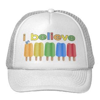 I believe in Ice Pops Trucker Hat