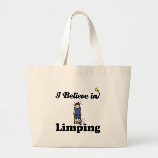 i believe in limping bag
