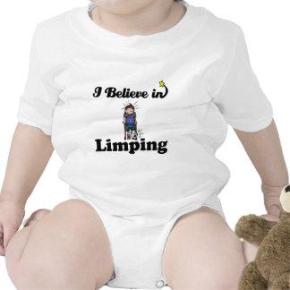 i believe in limping romper