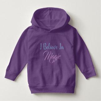 I Believe in Magic Hoodie