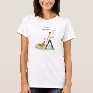 i believe in organic free range T-Shirt