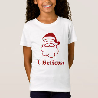 I believe in Santa T-shirt