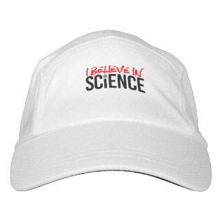 I BELIEVE IN SCIENCE - - Pro-Science - Hat