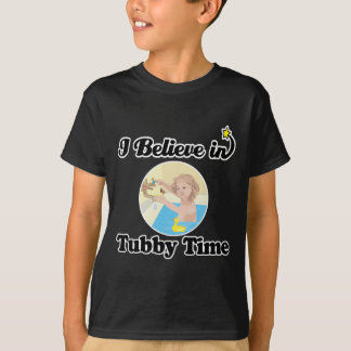 i believe in tubby time T-Shirt