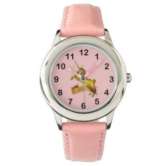 I believe in Unicorns Wrist Watch
