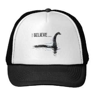 I Believe ... Lochness Monster Trucker Hat