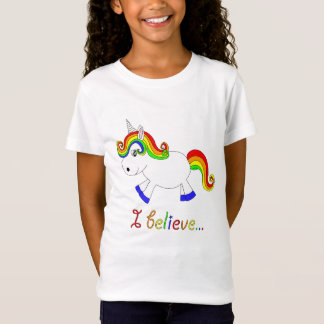 I believe..rainbow T-Shirt