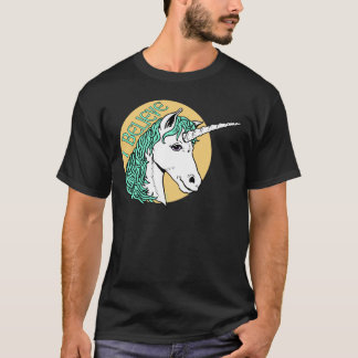 I Believe Unicorn T-Shirt