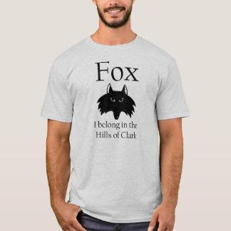 I belong in the Hills of Clark T-Shirt