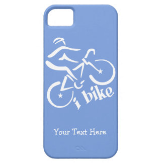 I BIKE custom color iPhone case