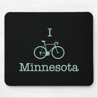 I Bike Minnesota (Award Winner!) Mouse Pad