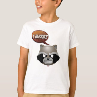 """I Bite"" Rocket Emoji T-Shirt"