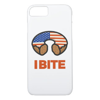 I Bite USA iPhone 7 Case