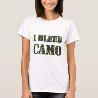 I bleed camo T-Shirt