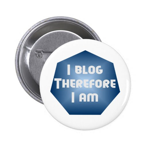 I Blogger Pins
