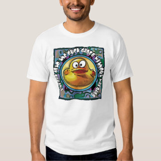 i break into the duck dance t shirts