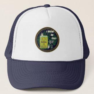 I Brew Do You? Graphic Logo 2 Trucker Hat