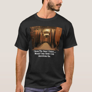 I BREW THE BEER I DRINK T-Shirt