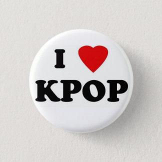I brochei love kpop 1 inch round button