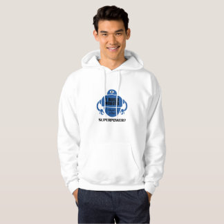 I Build Robots Robotics Engineer Funny Gift Hoodie