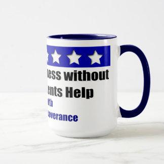 I built this business mug