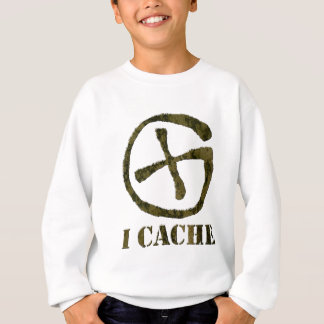 I CACHE sweat Sweatshirt
