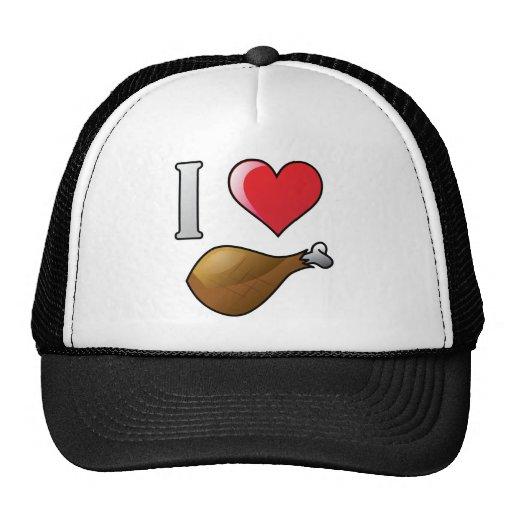 I Call Drumstick! - Thanksgiving Turkey Leg Hat