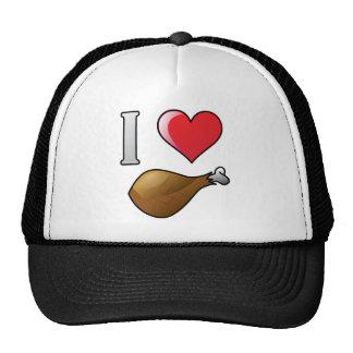 I Call Drumstick! - Thanksgiving Turkey Leg Trucker Hat